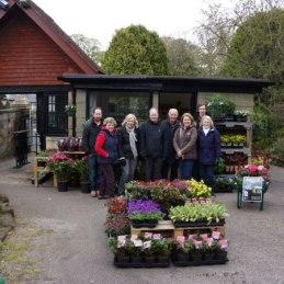 Garden shop opening 4a63Kb